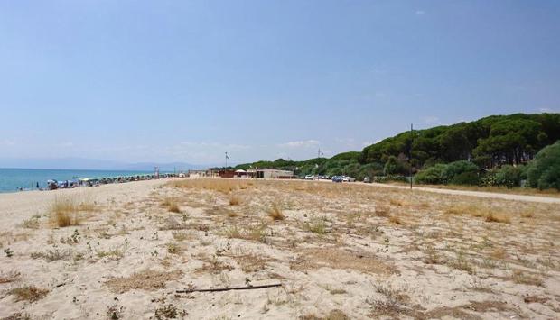 La spiaggia di Sellia Marina, libertà selvaggia in provincia di Catanzaro