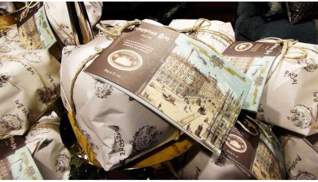 Panettone Baj, il ritorno di una ricetta secolare dalla storia emozionante