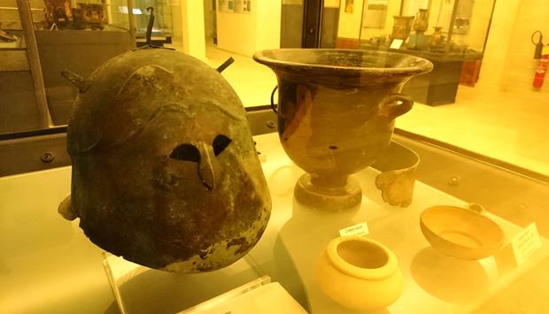 Museo Archeologico Ridola, l'Uomo a Matera nel corso del tempo