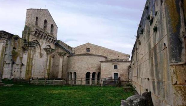 Il Parco Archeologico di Venosa (PZ) e la stupefacente chiesa Incompiuta