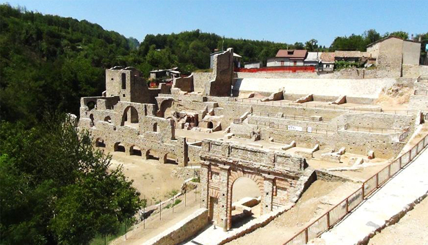 Fonderia Borbonica di Mongiana, stupenda archeologia siderurgica calabrese