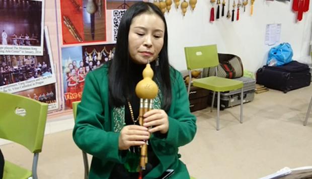 Come si suona il Cucurbit Flute, il flauto con la zucca!