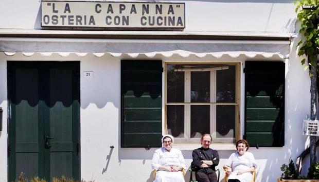 La Cucina Gastro-Fluviale di Grazia Soncini, Capanna di Eraclio (Codigoro)