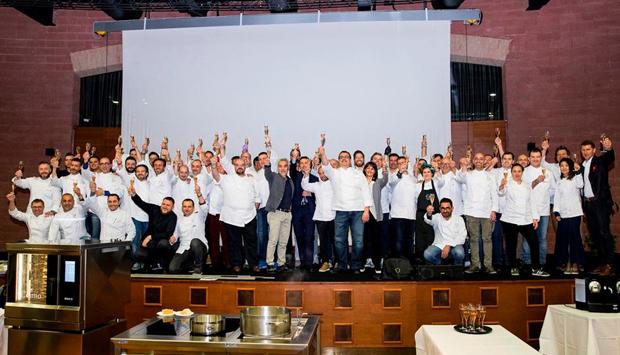 Charming Italian Chef in trasferta a Barga (LU) con chef, pizze e vini