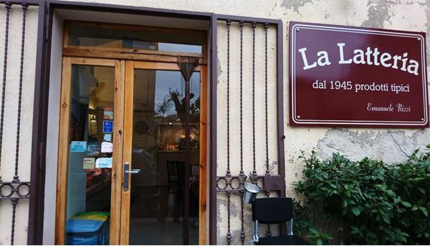 La Latteria di Rizzi a Matera, dal 1945 tipicità gastronomiche lucane