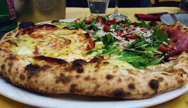 La pizza lucana secondo Michele Leo del Brigante di Venosa (PZ)