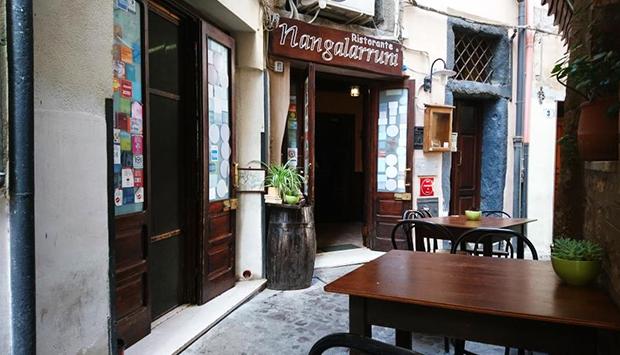 Osteria Nangalarruni a Castelbuono (PA), anima gastronomica delle Madonie