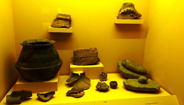 Al Museo Archeologico di Fratta Polesine (RO), le civiltà del Po antico