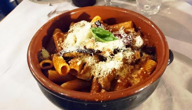 Da Tinchitè a Cefalù (PA), per provare l'antica tipica Pasta a Taianu