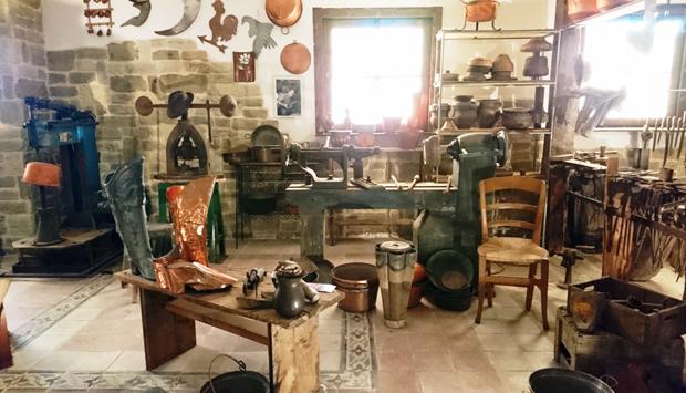 """Museo Storico del Rame """"Gerbasi"""" ad Agnone, pezzo di storia del Molise"""