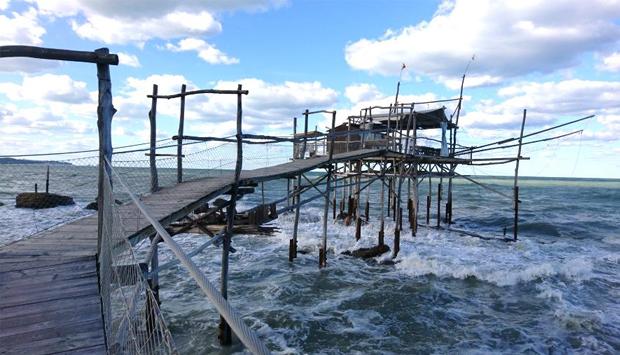 Trabocco di Punta Tufano, testimonianza della dignità dell'Abruzzo
