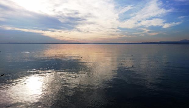 Bardolino sul Garda, il lago d'inverno è un concetto da considerare