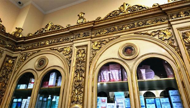 Cirincione a Cefalù (PA), farmacia storica da visitare come monumento