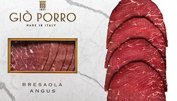 La Bresaola gourmet di Giò Porro: Angus, Wagyu, Kobe per intenditori