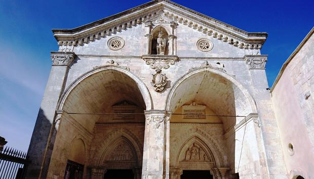 Santuario di San Michele Arcangelo in Puglia, bene culturale mondiale