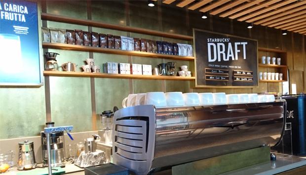 Starbucks, a Malpensa ci si aspettava molto di meglio