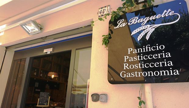 Al panificio La Baguette, la migliore gastronomia di Cefalù (PA)