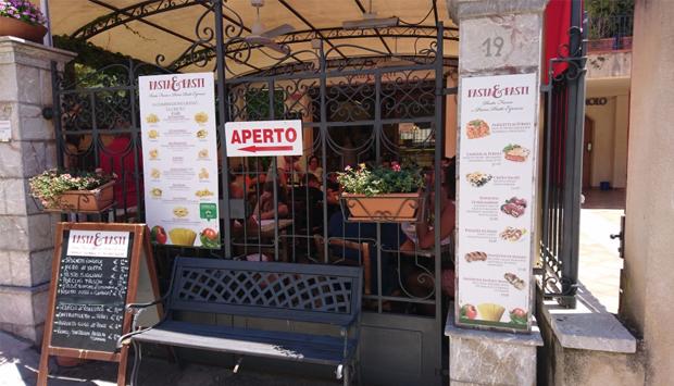 Pasta e Pasti a Cefalù (PA), impasti freschi e primi piatti espressi