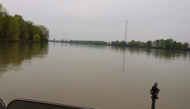 L'epopea del tratto parmense del fiume Po, nei ricordi di un barcaiolo