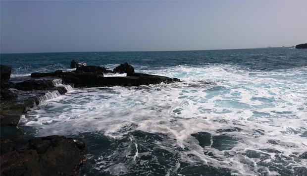 Le spiagge nere della provincia di Catania