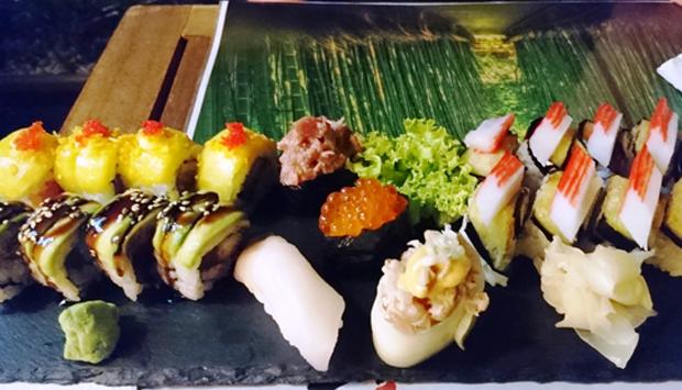 Diy Sushi a San Gregorio di Catania, il gusto del particolare