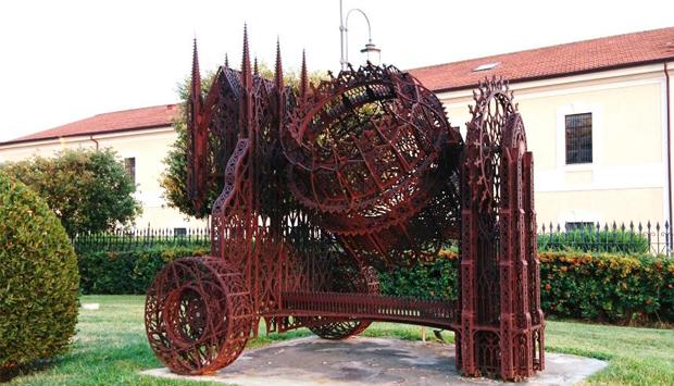 Parco della Scultura a Catanzaro, Museo internazionale all'aperto
