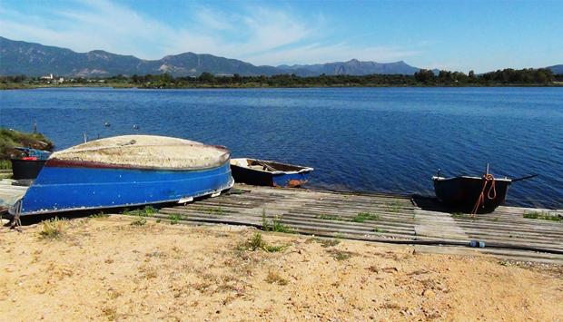 Laguna di Nora a Pula (CA), esperienza ambientale totale nell'incanto