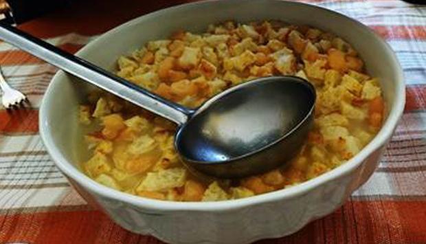 La Zuppa alla Santè, ricetta natalizia tipica di Agnone (IS) in Molise