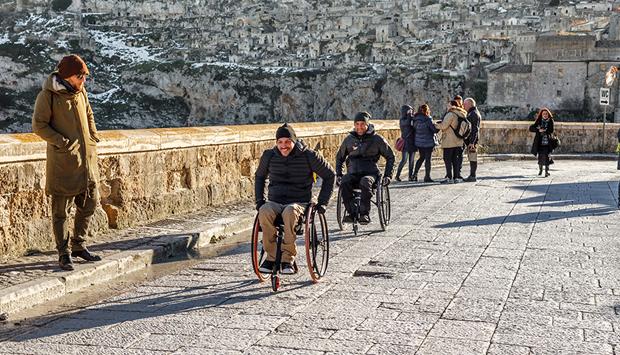 L'accessibilità a Matera, un progetto per renderla vivibile per tutti