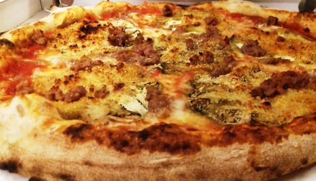 Vai di pizza! a domicilio nel varesotto con i capolavori di Beppe Rocca
