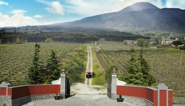 Cantine Villa Dora, vini vulcanici dal Parco Nazionale del Vesuvio