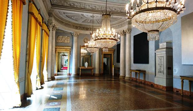Villa e Collezione Panza del FAI, arte contemporanea nel verde di Varese