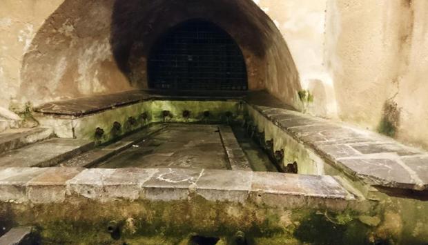 Il lavatoio medievale di Cefalù e il fiumicello che si tuffa nella storia