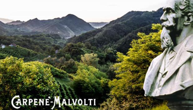 Carpenè Malvolti, 152 anni di Prosecco e cultura da Conegliano (TV)
