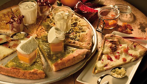 Giardino Fiorito, vertice della pizza creativa da Piedigrotta a Varese