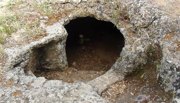 Necropoli di Anghelu Ruju ad Alghero, memoria della Sardegna preistorica