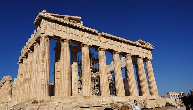Acropoli di Atene, commovente scalata alla vetta della civiltà umana