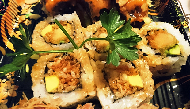 UMI a Busto Arsizio, il sushi creativo anche a domicilio