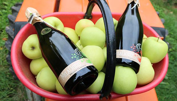Sidro MeLaGodo, dalla Valtellina gli spumanti di mela dal gusto italiano