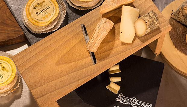 Lo shop online dei formaggi affinati da Guffanti ad Arona (NO)