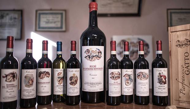 Da Pierfrancesco Gatto, secolari vini autoctoni del Monferrato Astigiano