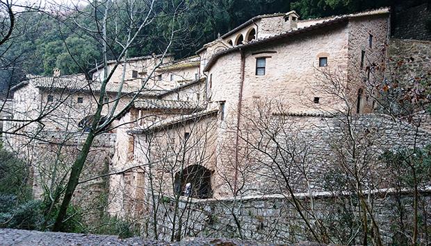 Eremo delle Carceri ad Assisi, il luogo di preghiera di san Francesco