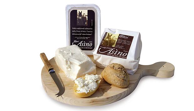 I formaggi delle valli friulane Tosoni, unico produttore di antico Asìno