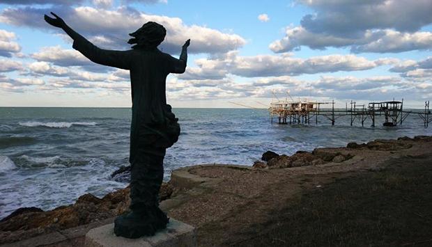 Trabocchi della costa dell'Abruzzo, beni culturali tra memoria e turismo