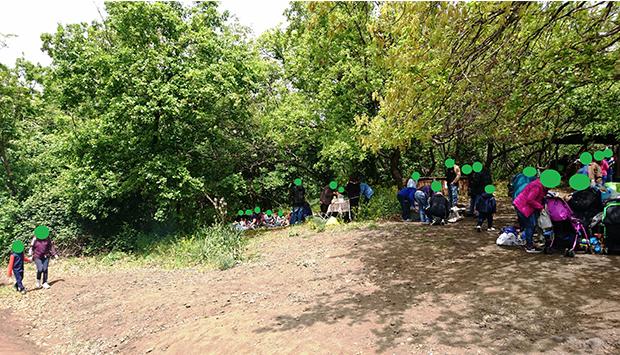 La tradizione del 25 aprile al Parco Monte Serra di Viagrande (CT)