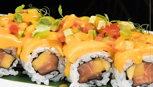 Il take away di K-Kaiseki in Lombardia, sushi-fusion convincente