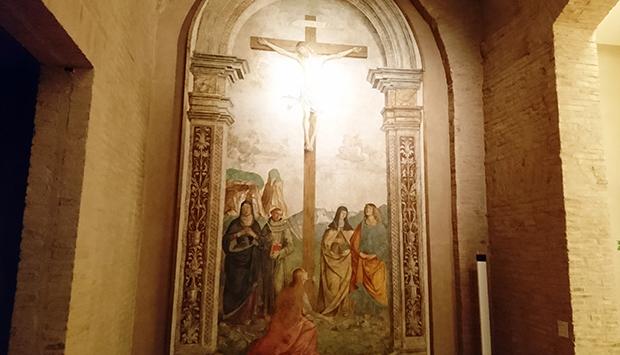 Musei San Domenico di Forlì, le opere d'arte delle collezioni permanenti