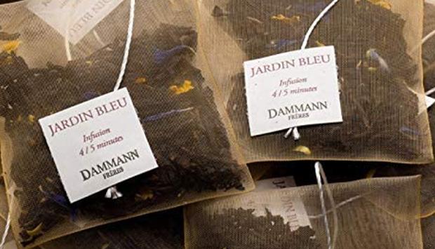Gli eccellenti tè aromatici in filtro della secolare Dammann Frerès