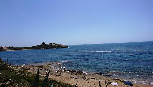 La spiaggia di Porto Giunco, dalle dune al mare nella Sardegna del sud