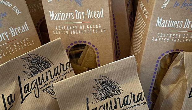 La Lagunara, pasta e biscotti da mais e grani antichi del padovano